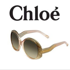 NWT Chloe Ce736sa Sunglasses